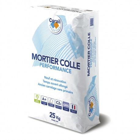Mortier colle corail mortier colle mequisa for Mortier colle exterieur