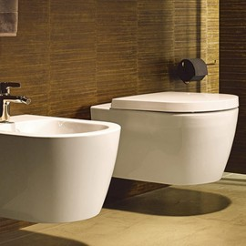 WC suspendu DURAVIT – Me By Starck